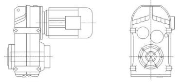Версии мотор-редукторов - 10
