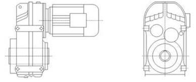 Версии мотор-редукторов - 2