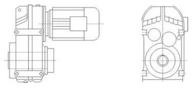 Версии мотор-редукторов - 3