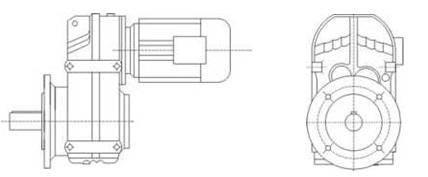 Версии мотор-редукторов - 4
