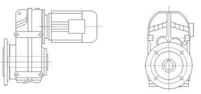 Версии мотор-редукторов - 5