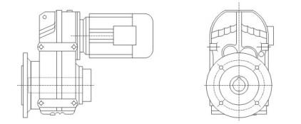 Версии мотор-редукторов - 6