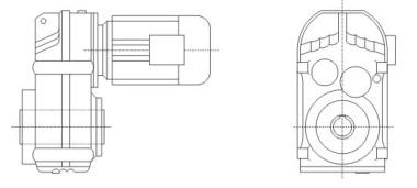 Версии мотор-редукторов - 7