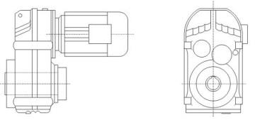 Версии мотор-редукторов - 8