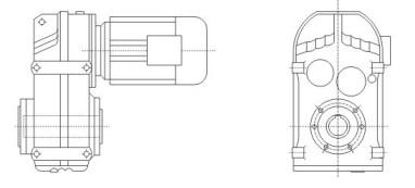 Версии мотор-редукторов - 9