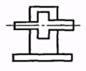 Крепление редуктора на уровне основания корпуса