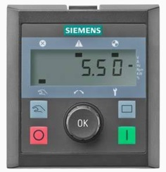 Панель оператора для ПЧ Siemens