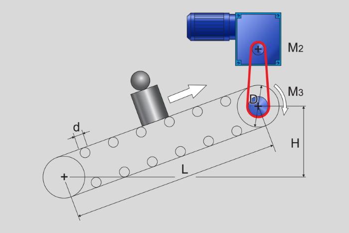 Расчет транспортера роликового двигатель бу на авто фольксваген транспортер